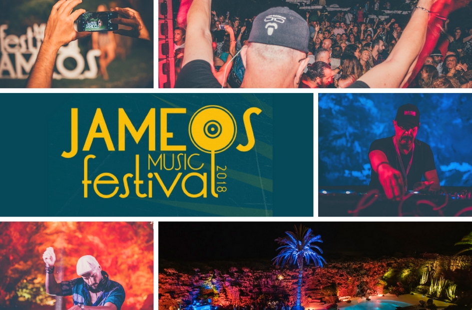Jameos Music Festival - portada blog JMF2018