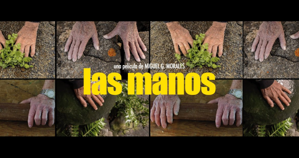 Las Manos the new documentary film at Jameos del Agua