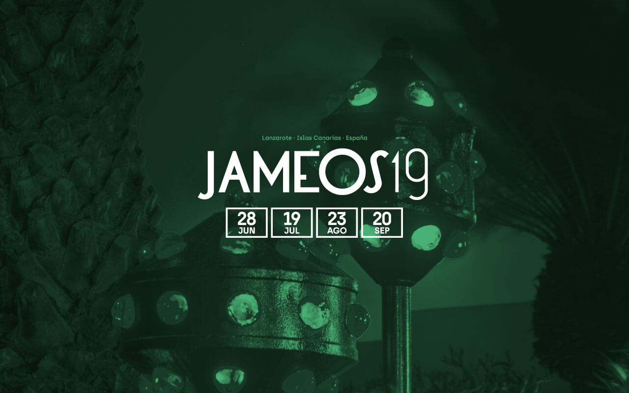 Jameos Music Festival 2019 calendario