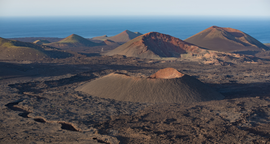 Timanfaya National Park- Fire Mountains